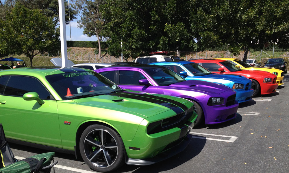 Spend The Year With Mopar Friends Fca North America