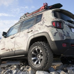 Jeep Renegade With Lift >> Mopar-modified Jeep Renegade trio heats up Rio | FCA North America Corporate Blog