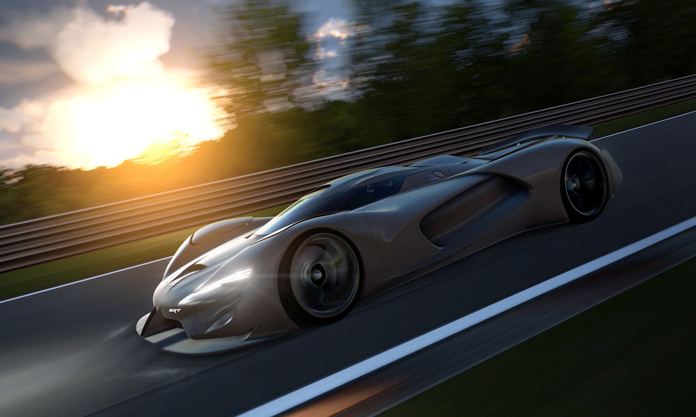 It S Your Turn To Drive The Srt Tomahawk Vision Gran