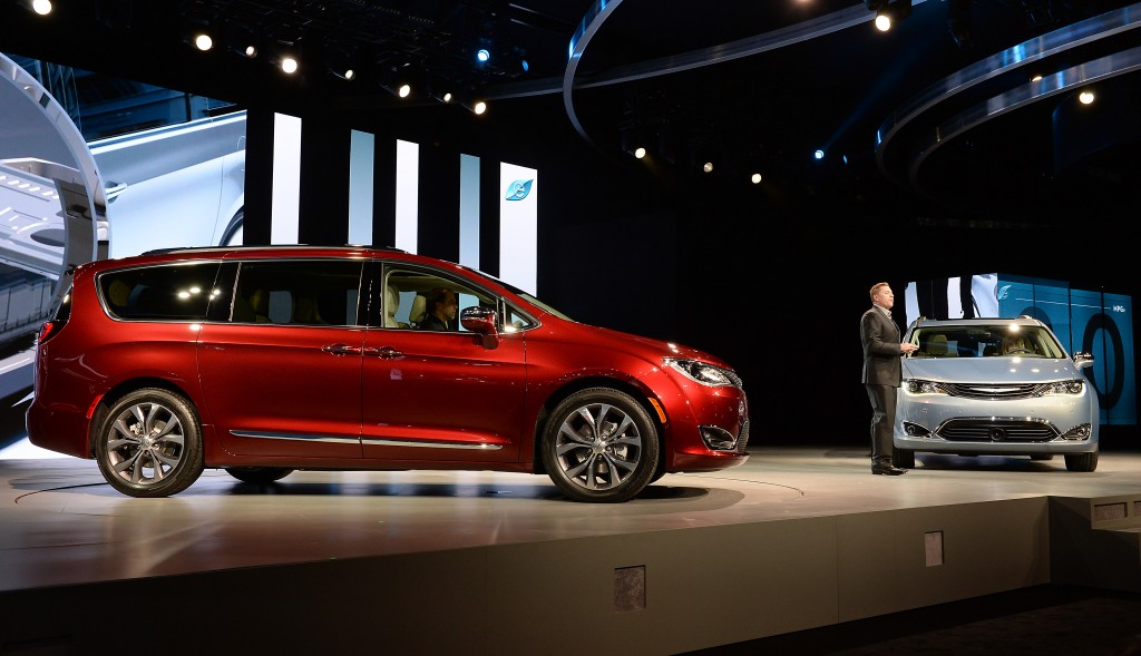 All New Chrysler Pacifica Created By Minivan Owners Fca