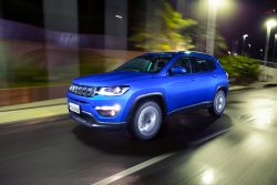 All-new 2017 Jeep® Compass.
