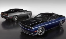 Only 80 copies of each color combination of the Mopar '17 Dodge Challenger will be produced.