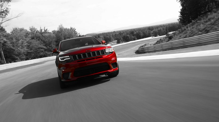 Trackhawk Feature