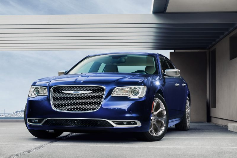2018 Chrysler 300C