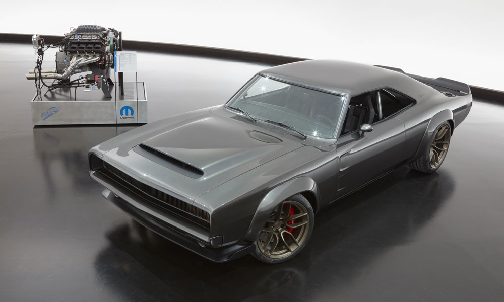 Holy Hellephant Mopar Unveils 1 000 Hp 426 Hemi Supercharged