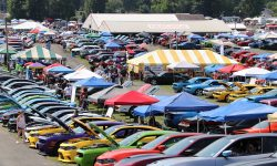 More than 2,700 cars are expected at the 2019 Carlisle Chrysler Nationals.